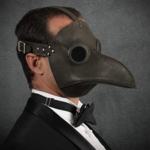 Classic Plague Doctor Mask