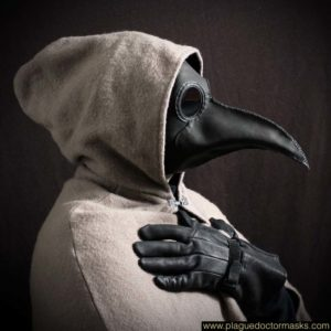 Nostradamus plague doctor