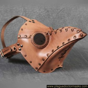 high quality plague doctor mask