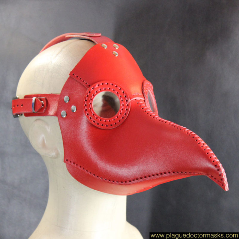 red-plague-doctor-mask