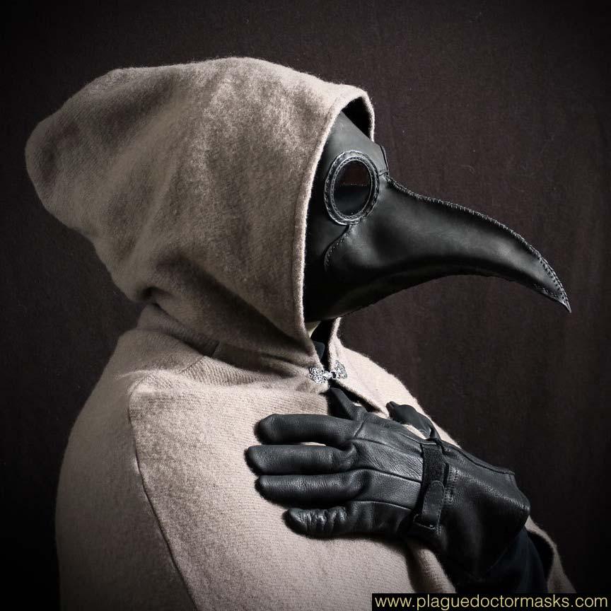 Nostradamus Plague Doctor Mask For Your Plague Doctor Custome Best Plague Doctor Mask Pattern