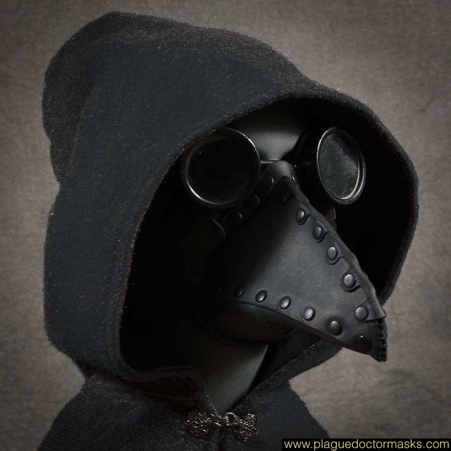 Buy Plague Doctor Mask For Sale Handmade Leather Mask