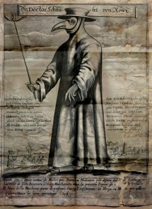 historical plague doctor