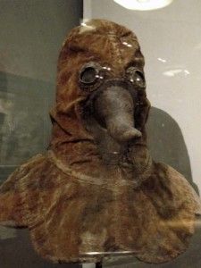 original plague doctor mask