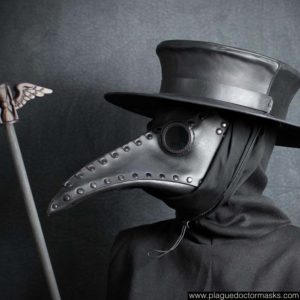 Máscaras de Médico de la Peste en Venta