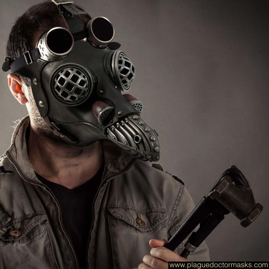 Plague Doctor Masks For Sale Steampunk Yersinia Pestis Mask
