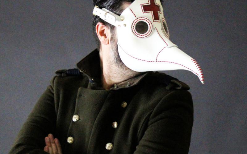 médico de la peste